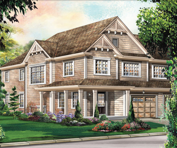 Chelsea floor plan at Imagine by Empire Communities in Niagara Falls, Ontario