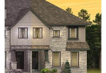 The Orchid new home model plan at the Saginaw Woods by Granite Homes in Cambridge