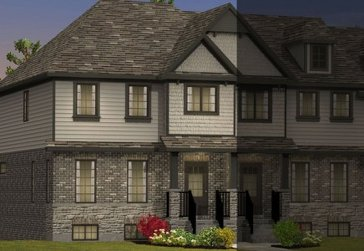 The Parksville new home model plan at the The Highlands by Granite Homes in Guelph