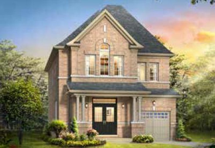 Alder floor plan at The Preserve by The Remington Group in Oakville, Ontario