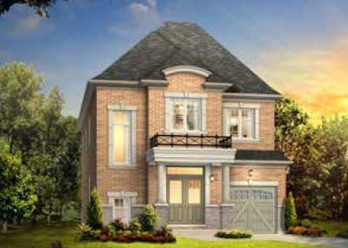 Hazel floor plan at The Preserve by The Remington Group in Oakville, Ontario