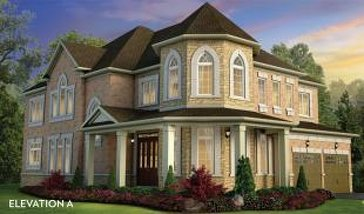 The Equinox new home model plan at the Thornhill North by The Remington Group in Thornhill