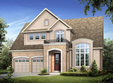 The Bonnell new home model plan at the Victoria Highlands by Rosehaven Homes in Mount Albert