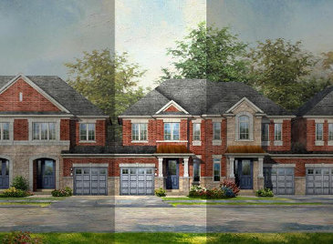 The Abracadabra new home model plan at the Lotus Pointe by Rosehaven Homes in Caledon