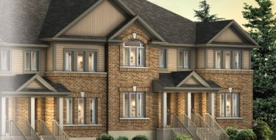 Hudson II C inventory model at Compass Park development by Fusion Homes in Guelph, Ontario