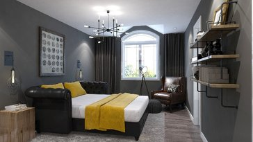 Carlton III A by Fusion Homes interior image